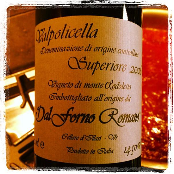2006 Romano Dal Forno Valpolicella Superiore
