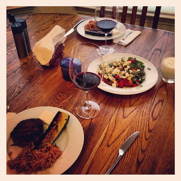 Memorial Day Dinner