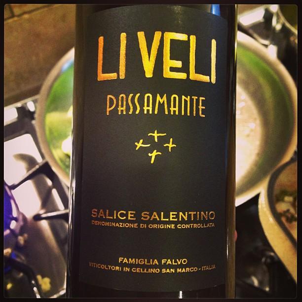 2010 Masseria Li Veli Passamante