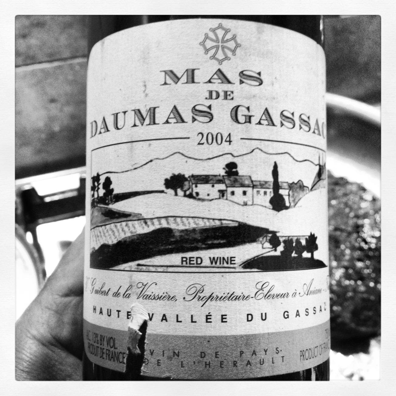 2004 Mas de Daumas Gassac Vin de Pays de l'Hérault