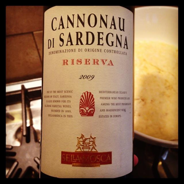 2009 Sella & Mosca Cannonau di Sardegna Riserva
