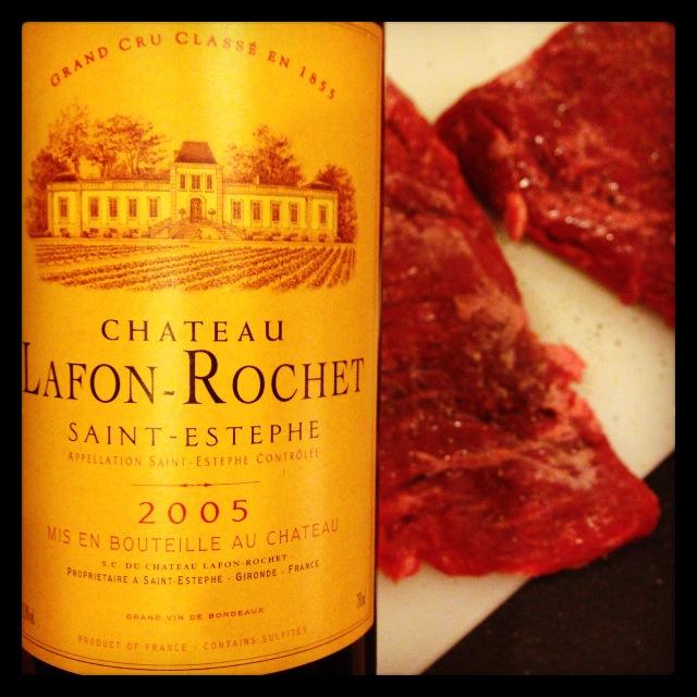 2005 Château Lafon-Rochet