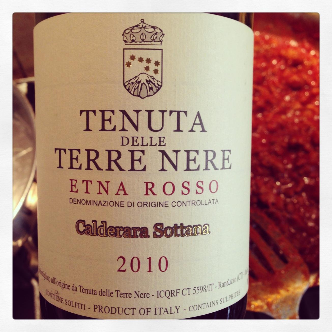 """2010 Terre Nere """"Calderara Sottana"""""""