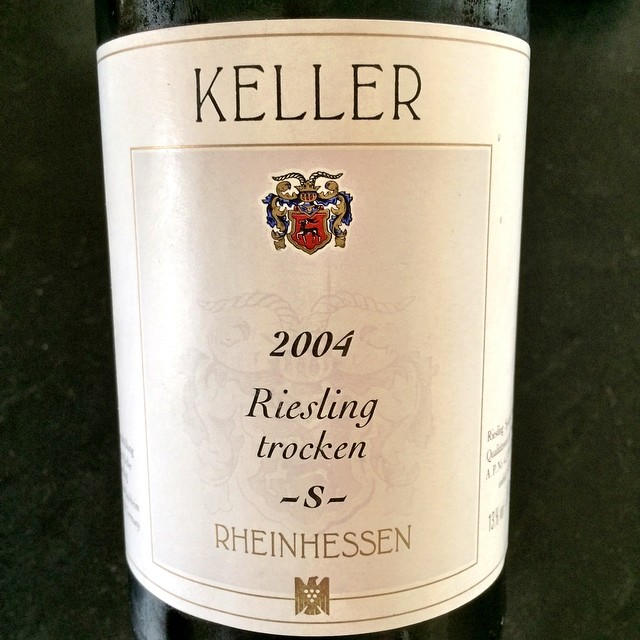 2004 Keller Riesling trocken -S-