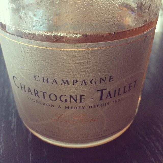 N.V. Chartogne-Taillet Champagne Brut Rosé