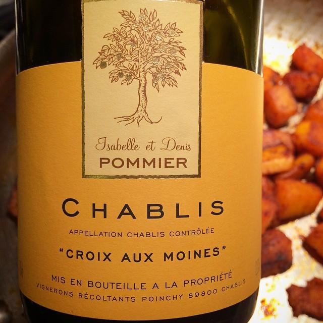 2012 Denis (Isabelle et Denis) Pommier Chablis Croix aux Moines Beauroy