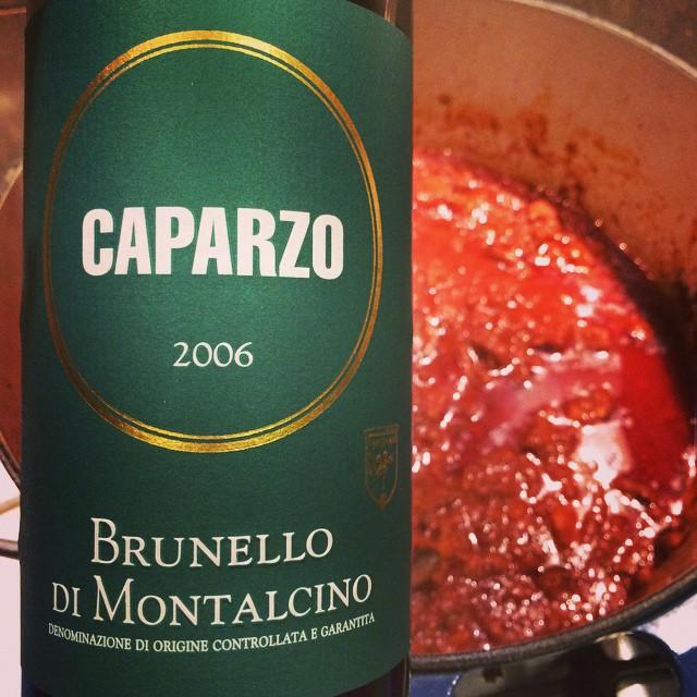 2006 Tenuta Caparzo Brunello di Montalcino