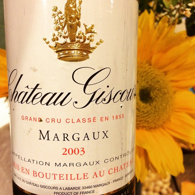 2003 Château Giscours