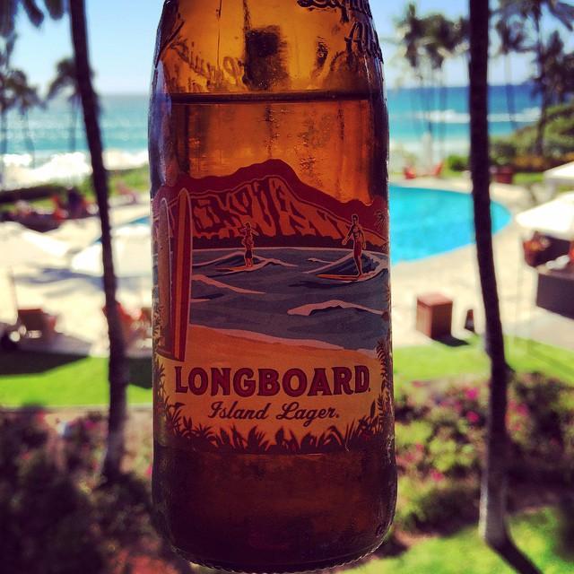 Kona Brewing Company Longboard Island Lager
