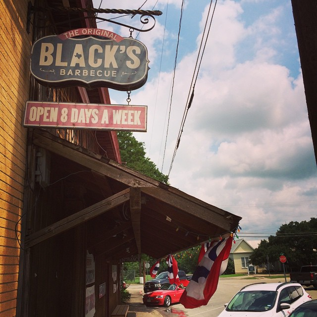 Black's BBQ Lockhart TX