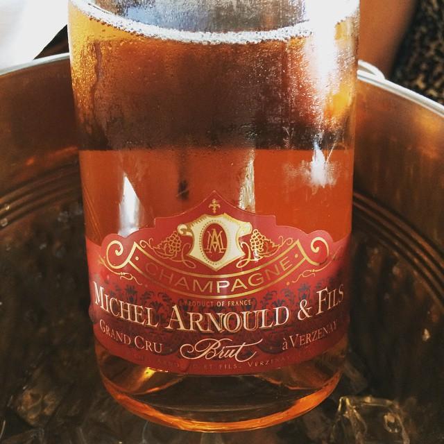 NV Michel Arnould & Fils Champagne Grand Cru Brut Rosé