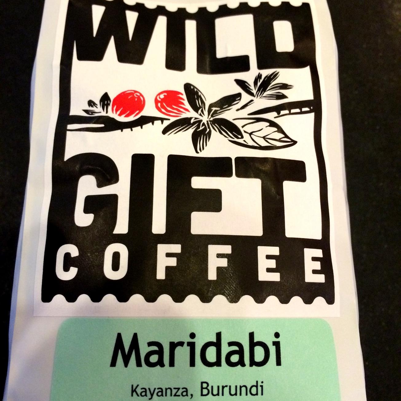 Wild Gift Maridabi Coffee