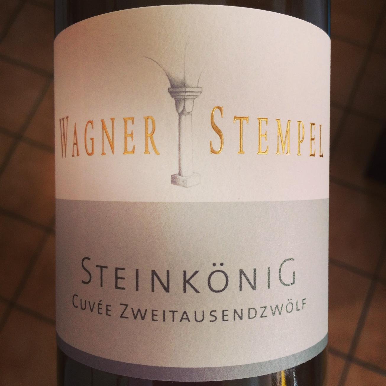2012 Wagner-Stempel Cuvée Steinkönig -trocken-