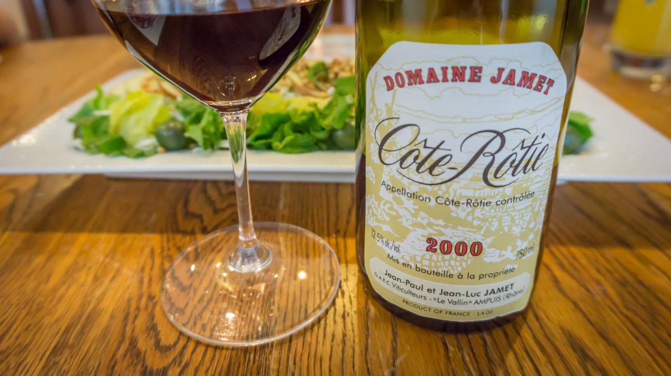 2000 Domaine Jamet Côte-Rôtie