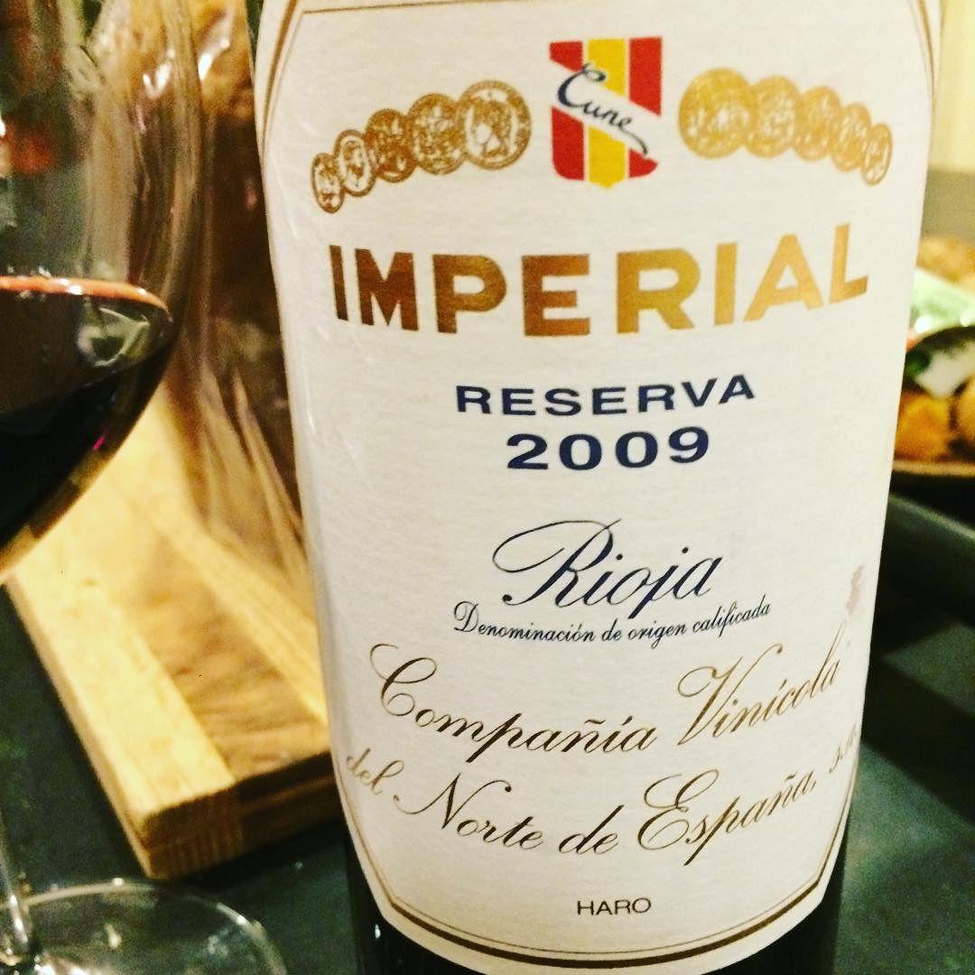 2009 C.V.N.E. (Compañía Vinícola del Norte de España) Rioja Imperial Reserva