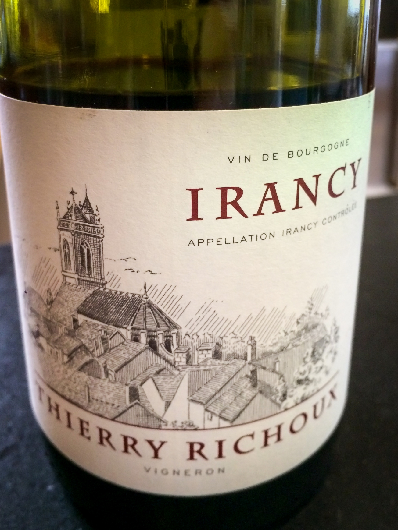 2012 Thierry Richoux Irancy