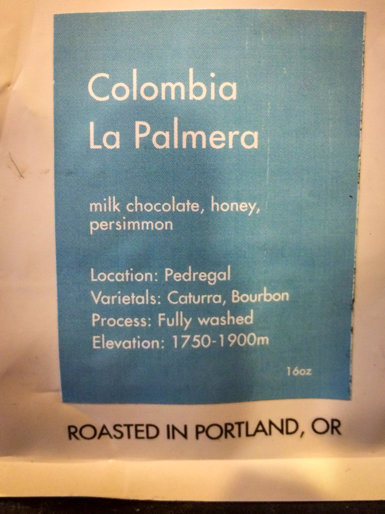 Heart Roasters Colombia La Palmera