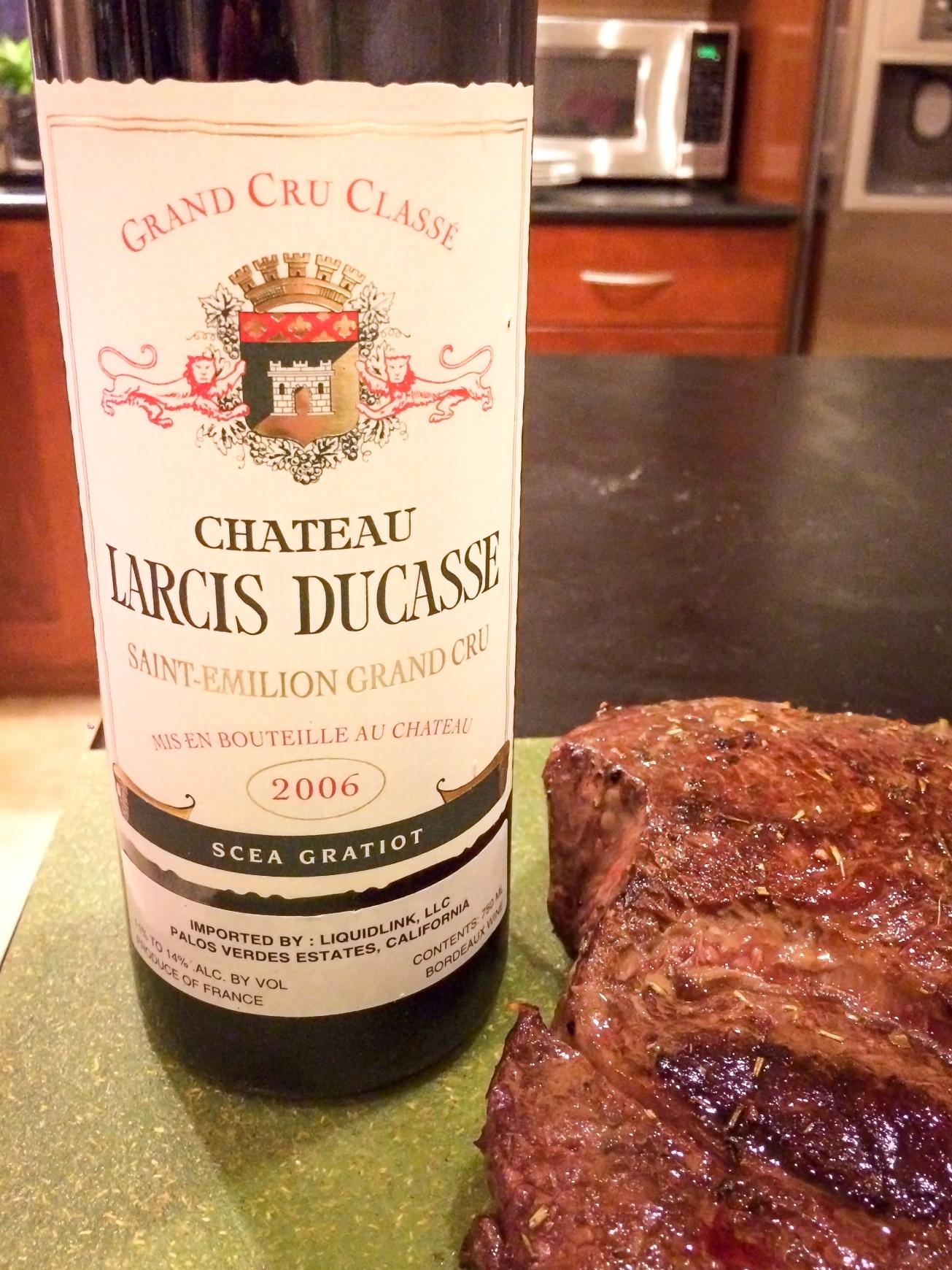 2006 Château Larcis Ducasse