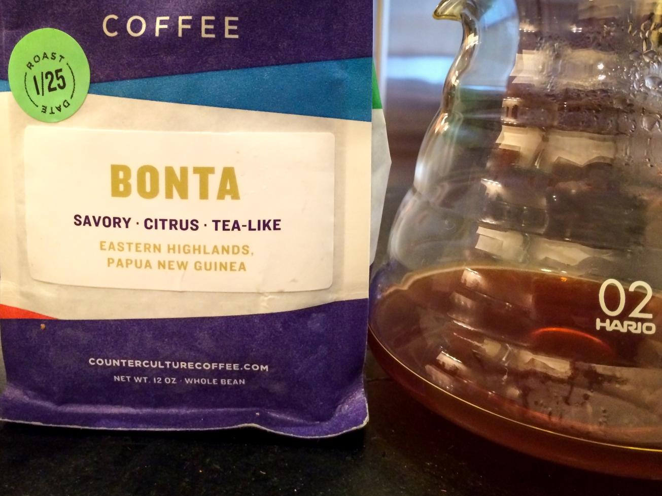 "Counter Culture Coffee ""Bonta"""