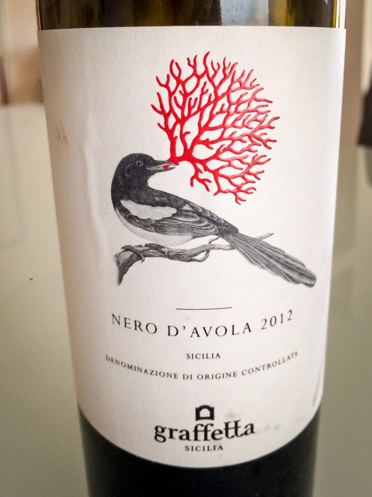 2012 Poggio Graffetta Nero d'Avola