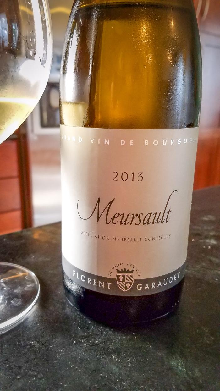 2013 Domaine Florent Garaudet Meursault