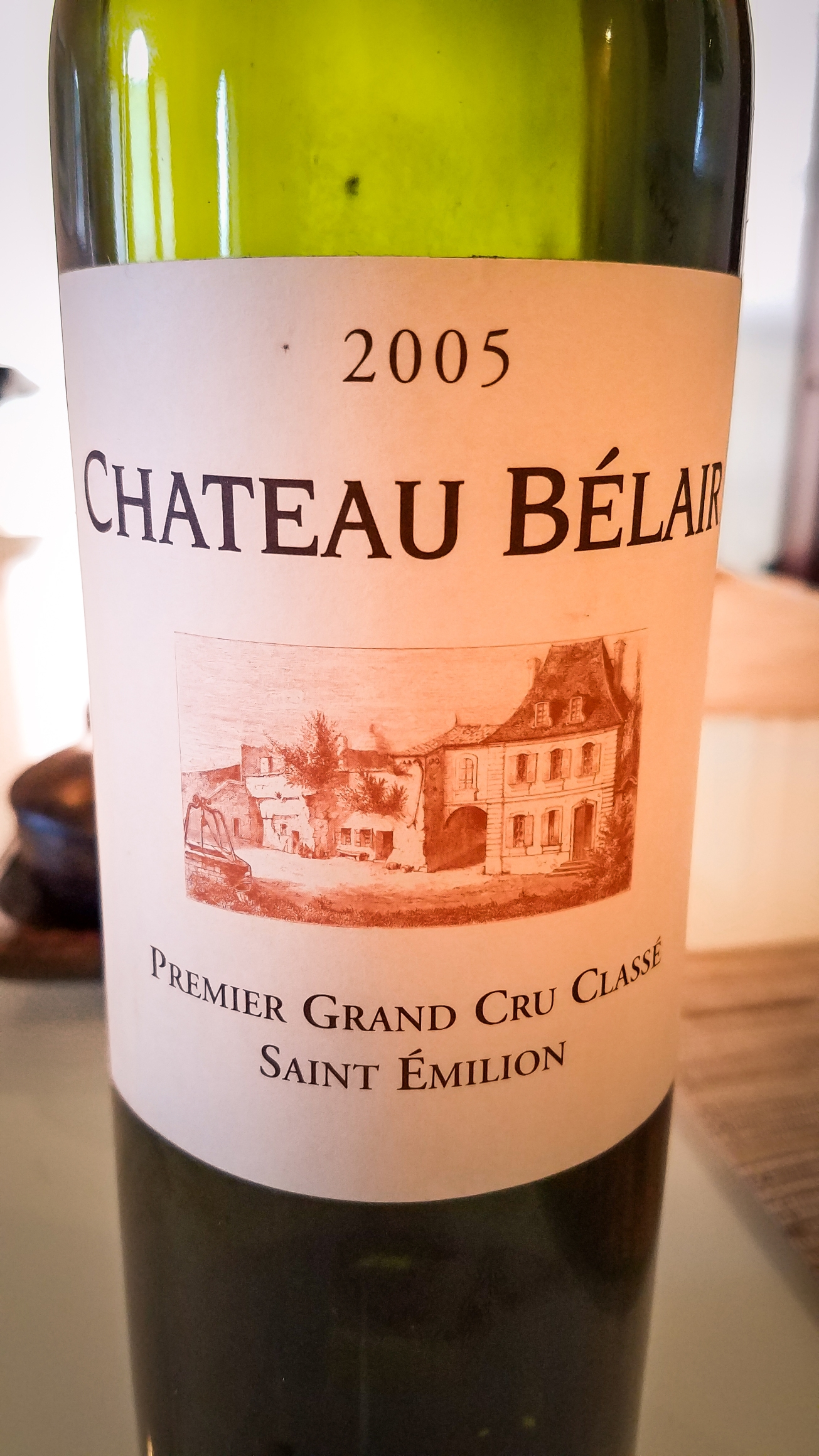 2005 Château Belair