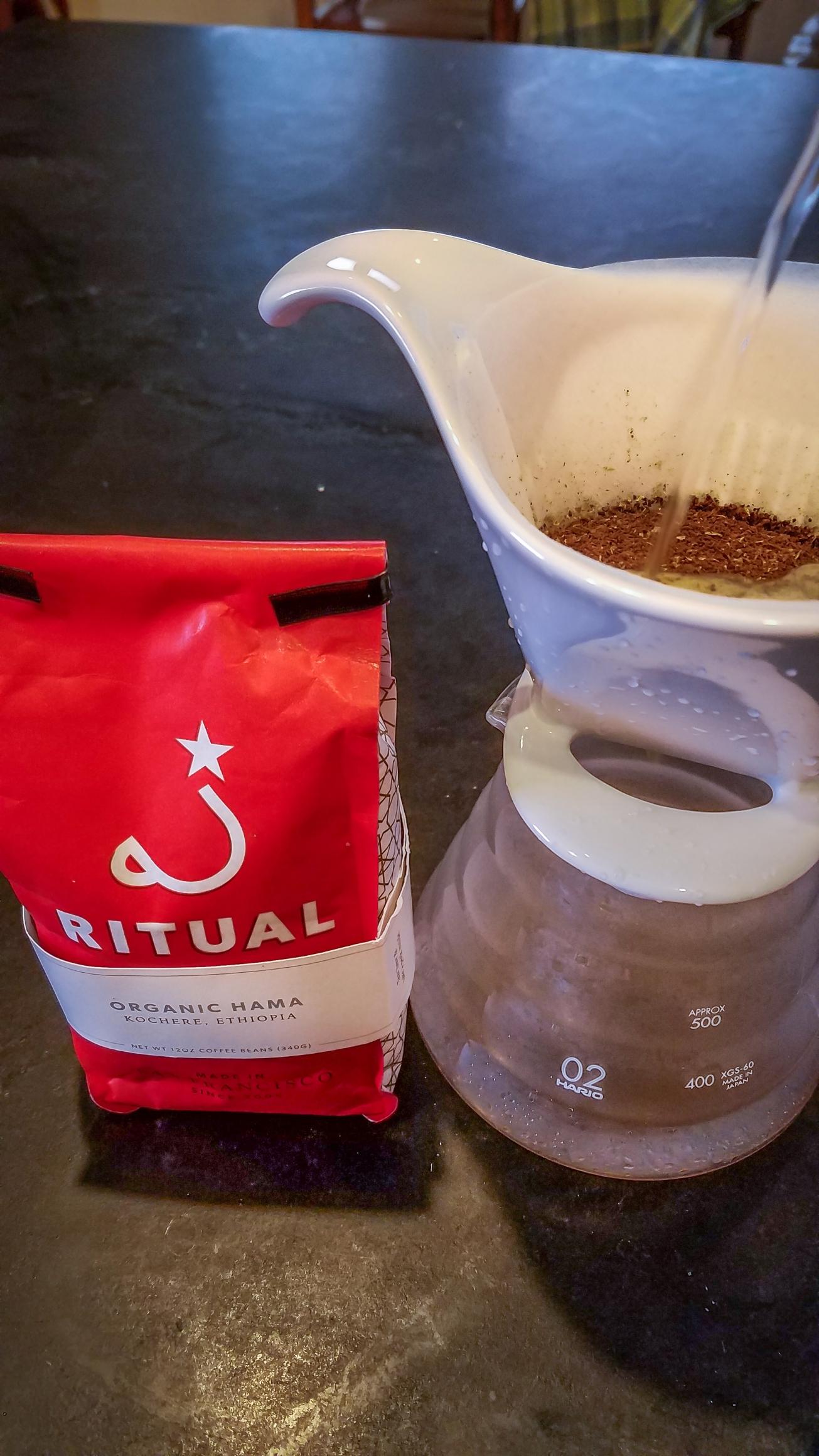 Ritual Coffee Organic Hama