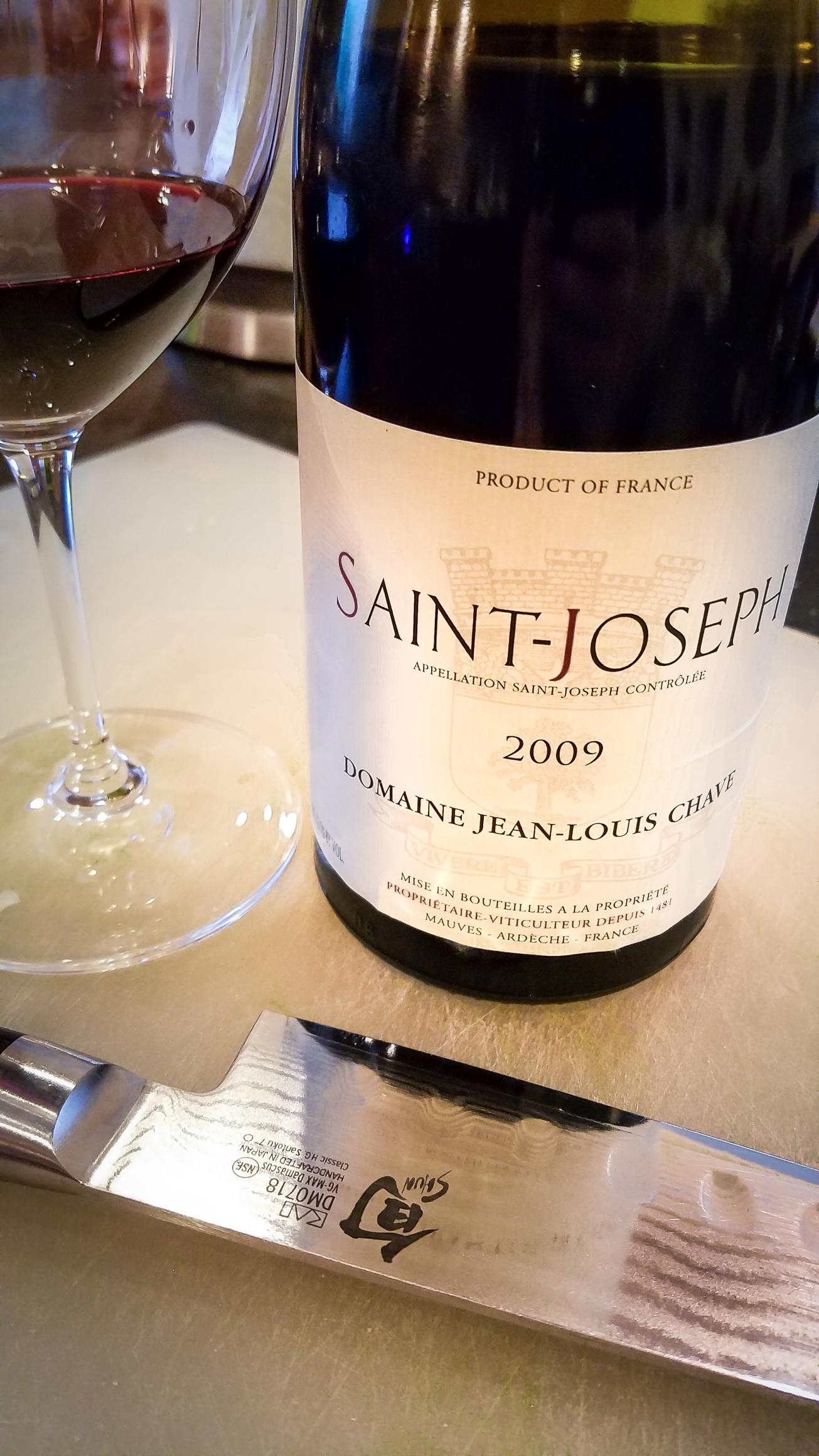 2009 Domaine Jean-Louis Chave St. Joseph