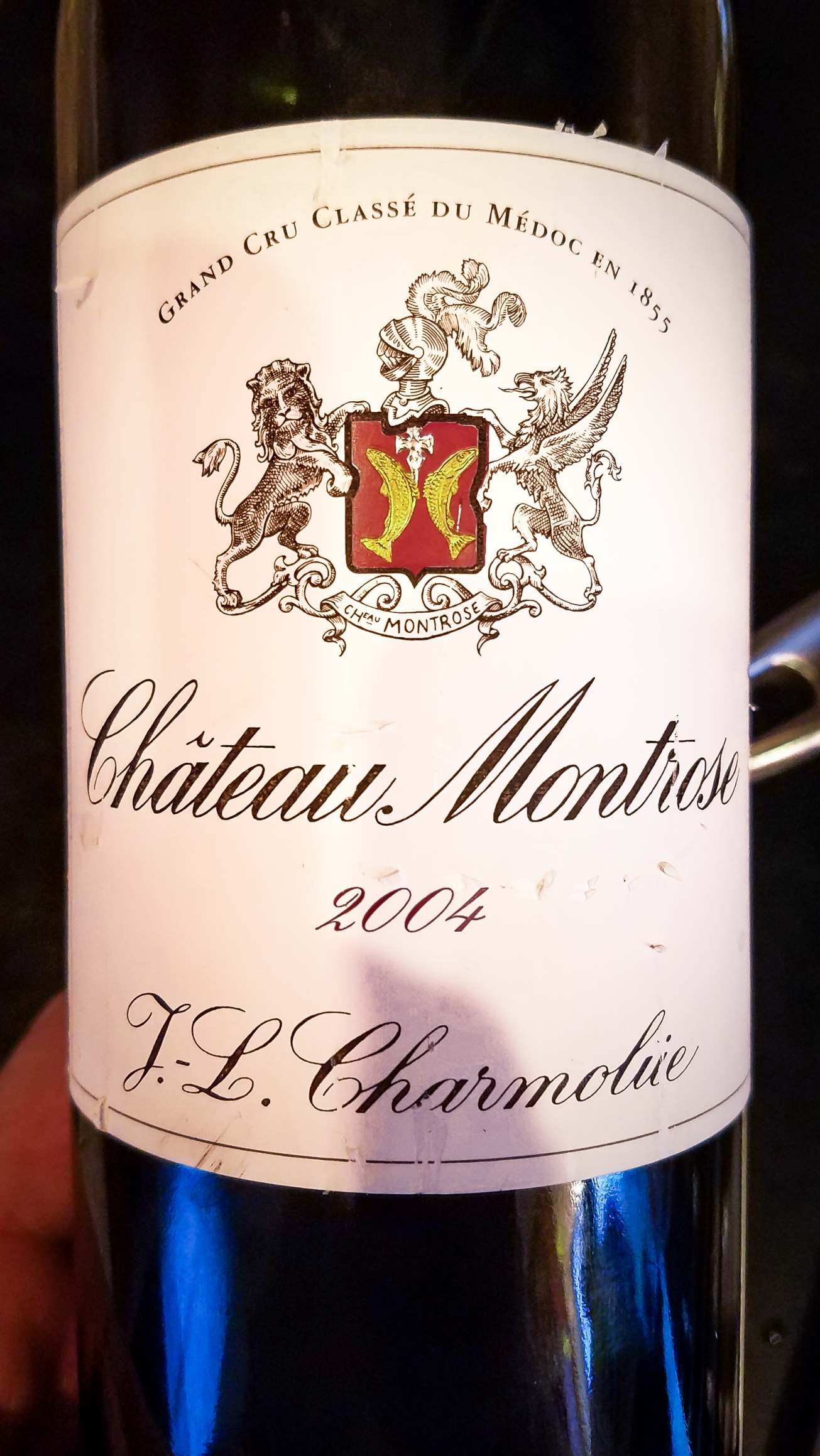 2004 Château Montrose
