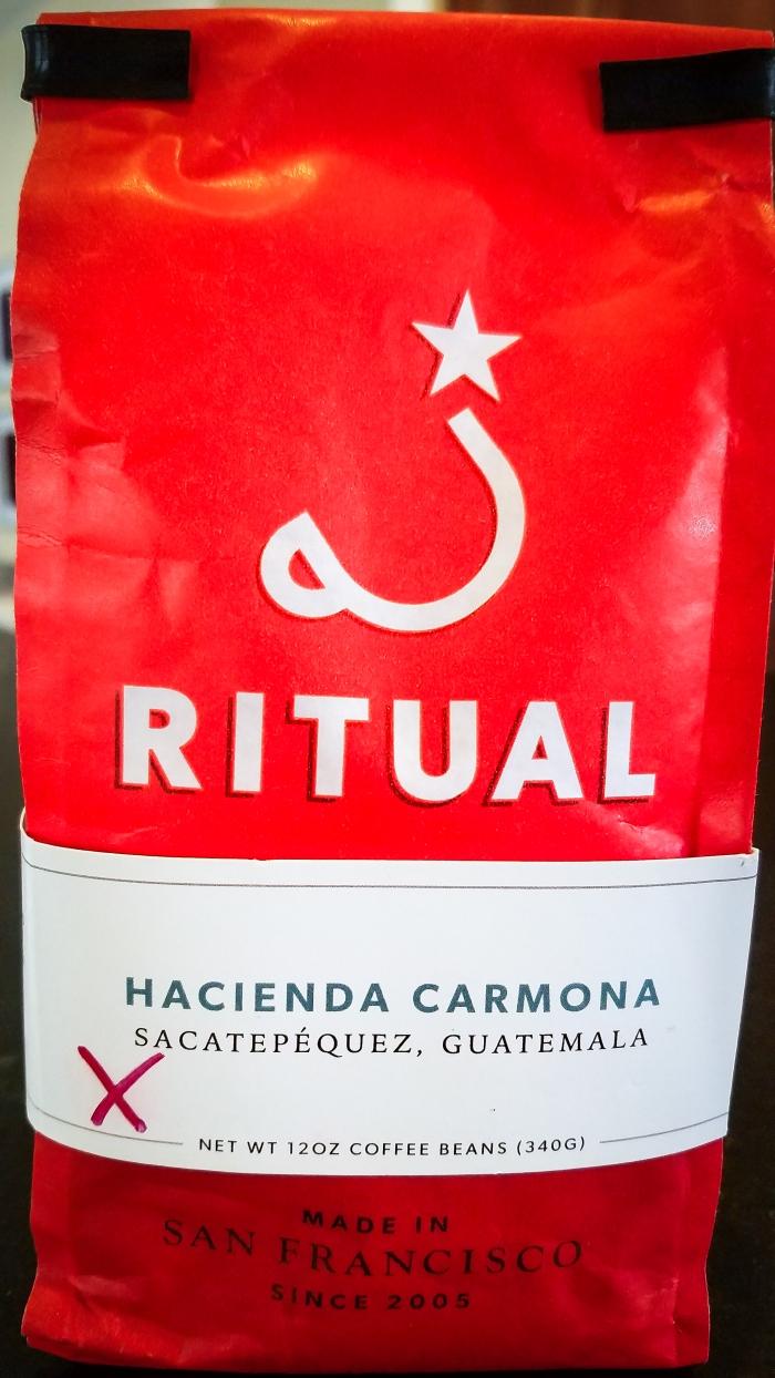Ritual Coffee Roasters Hacienda Carmona
