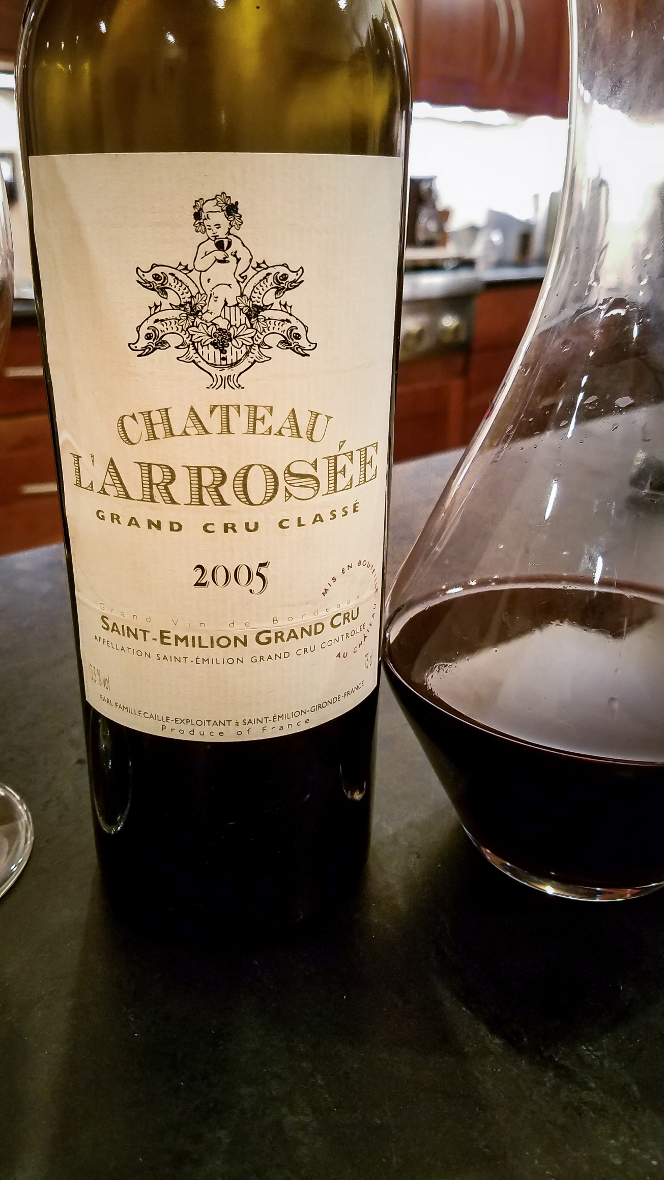 2005 Château L'Arrosée