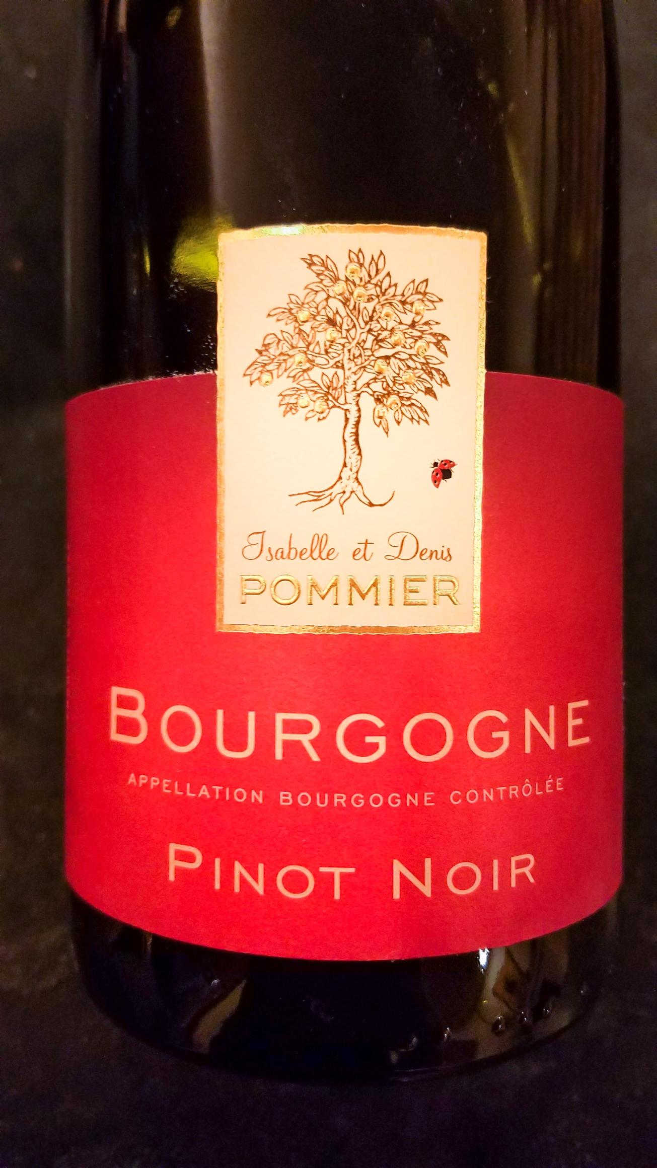 2014 Denis (Isabelle et Denis) Pommier Bourgogne