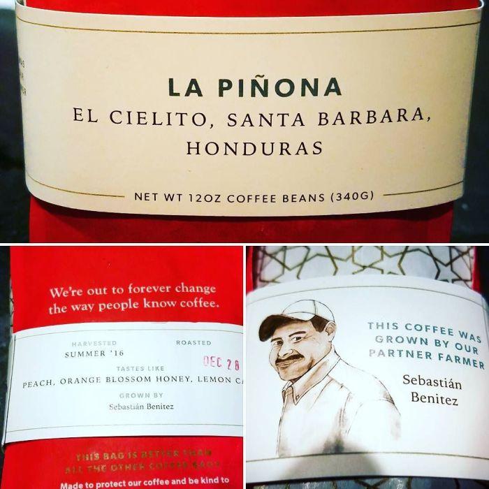Ritual Coffee La Piñona