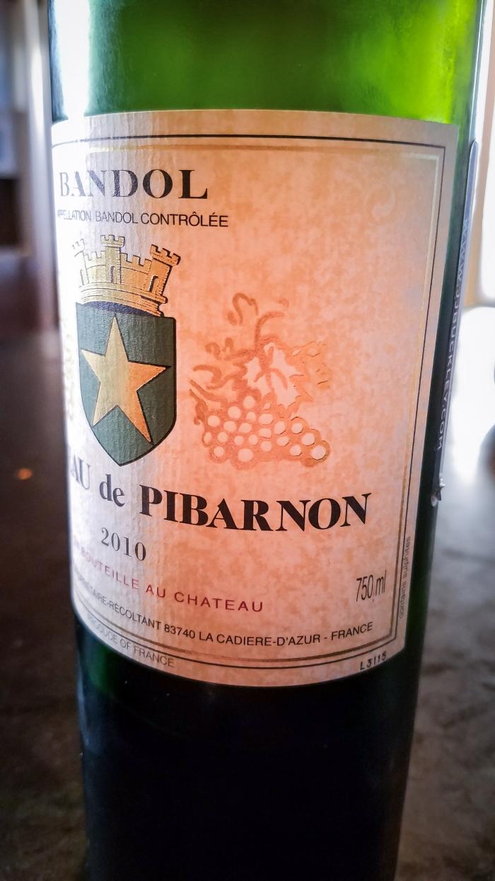 2010 Château de Pibarnon Bandol