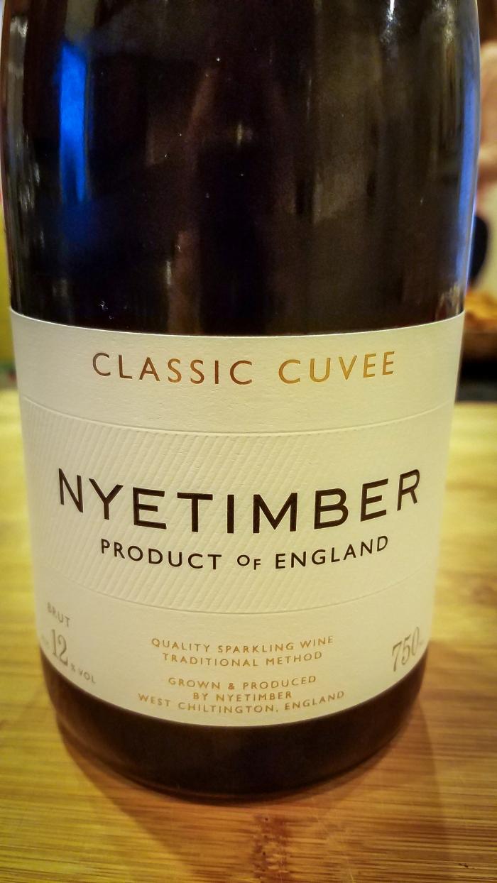 N.V. Nyetimber Classic Cuvée