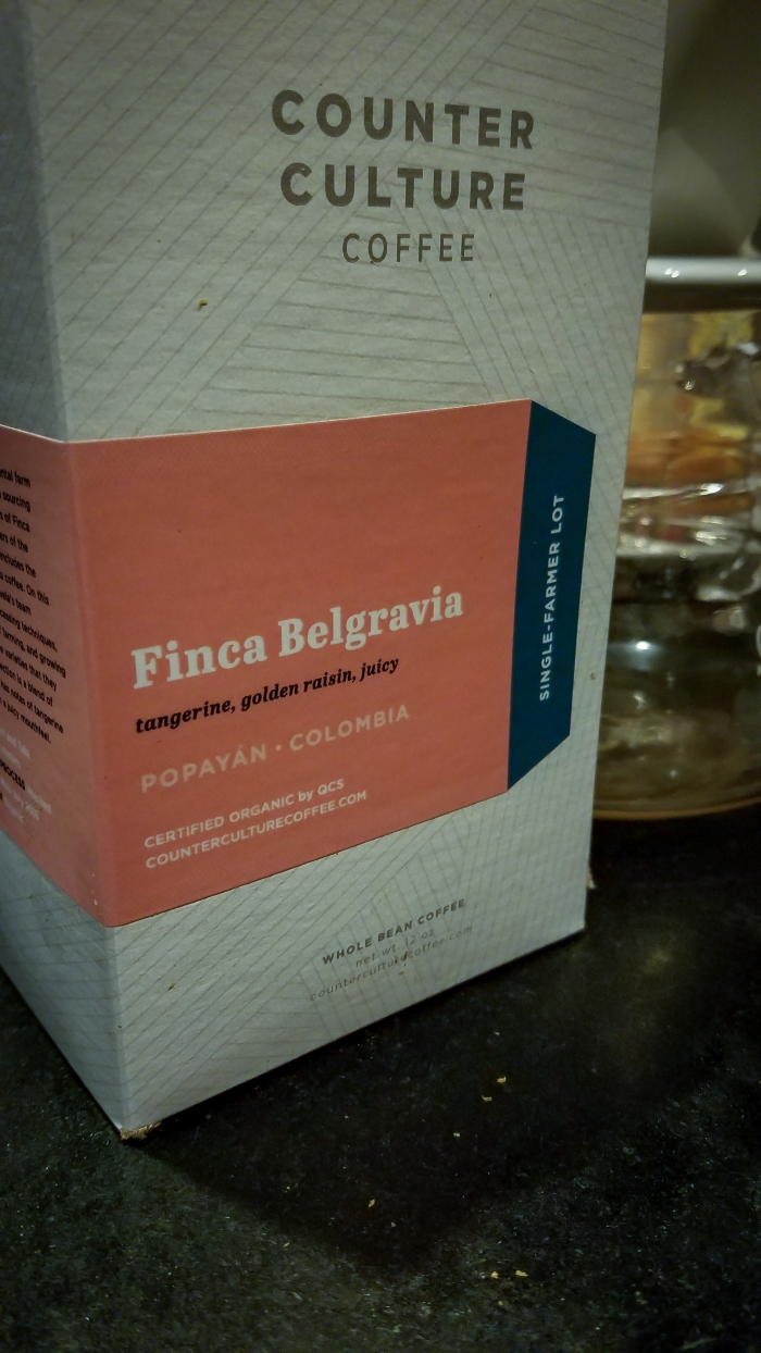 Counter Culture Finca Belgravia