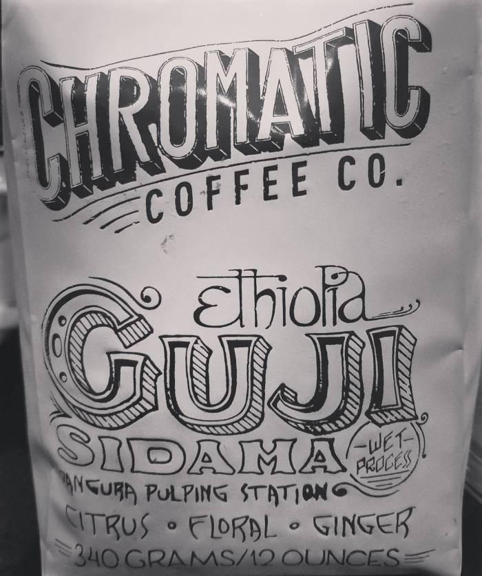 Chromatic Ethiopia Guji Sidama
