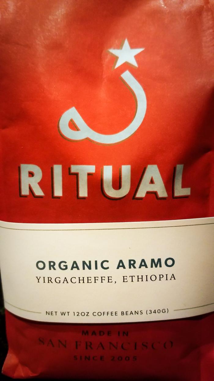 Ritual Organic Aramo
