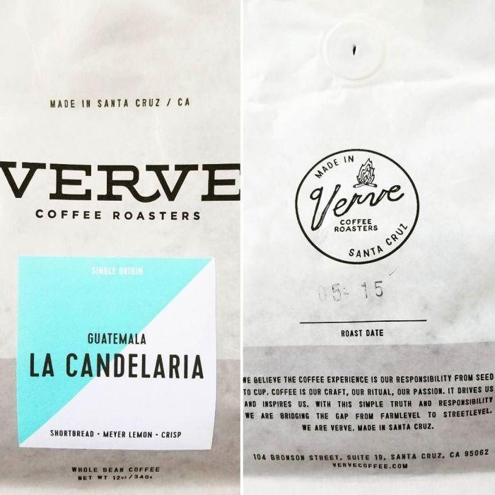 Verve Guatemala La Candelaria
