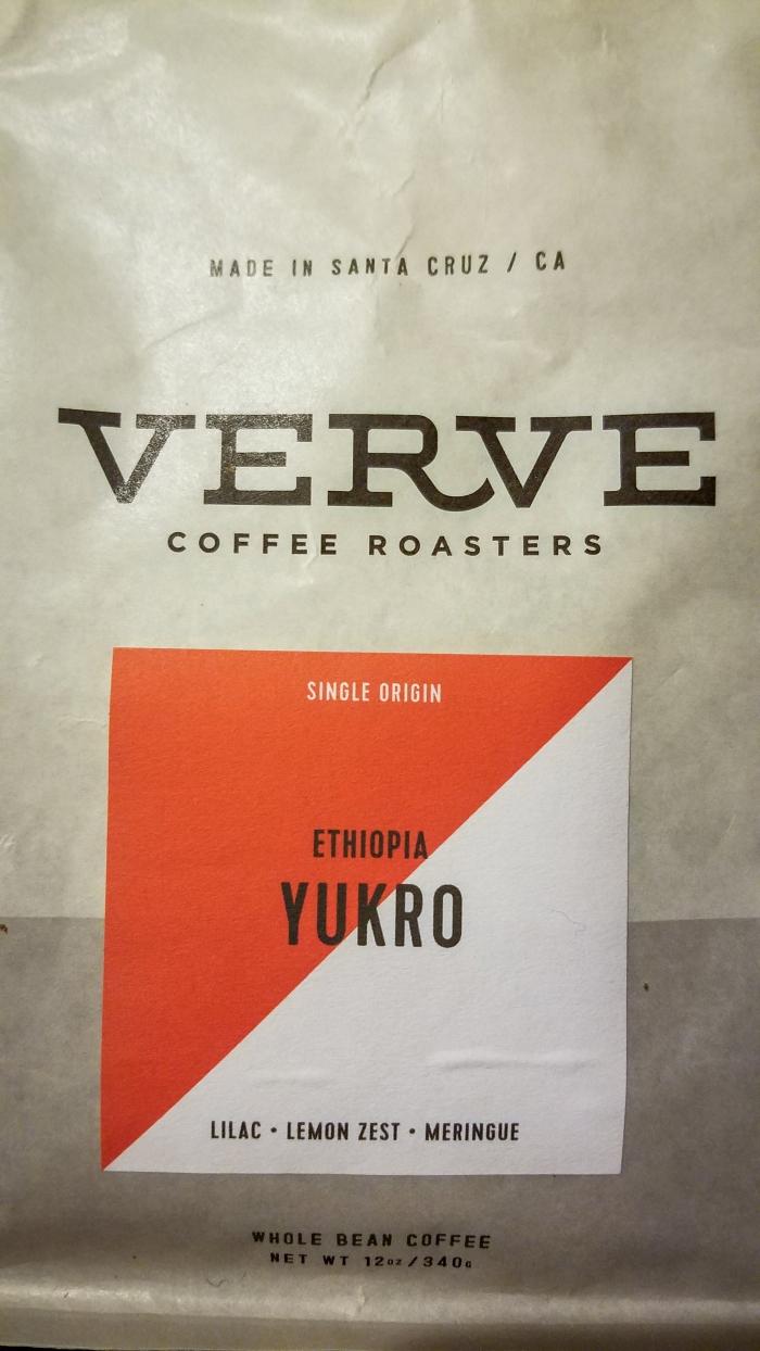 Verve Coffee Roasters Ethiopia Yukro