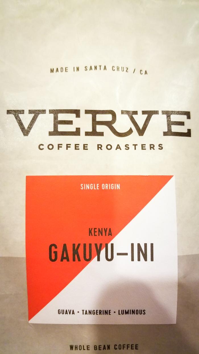 Verve Kenya Gakuyu-Ini