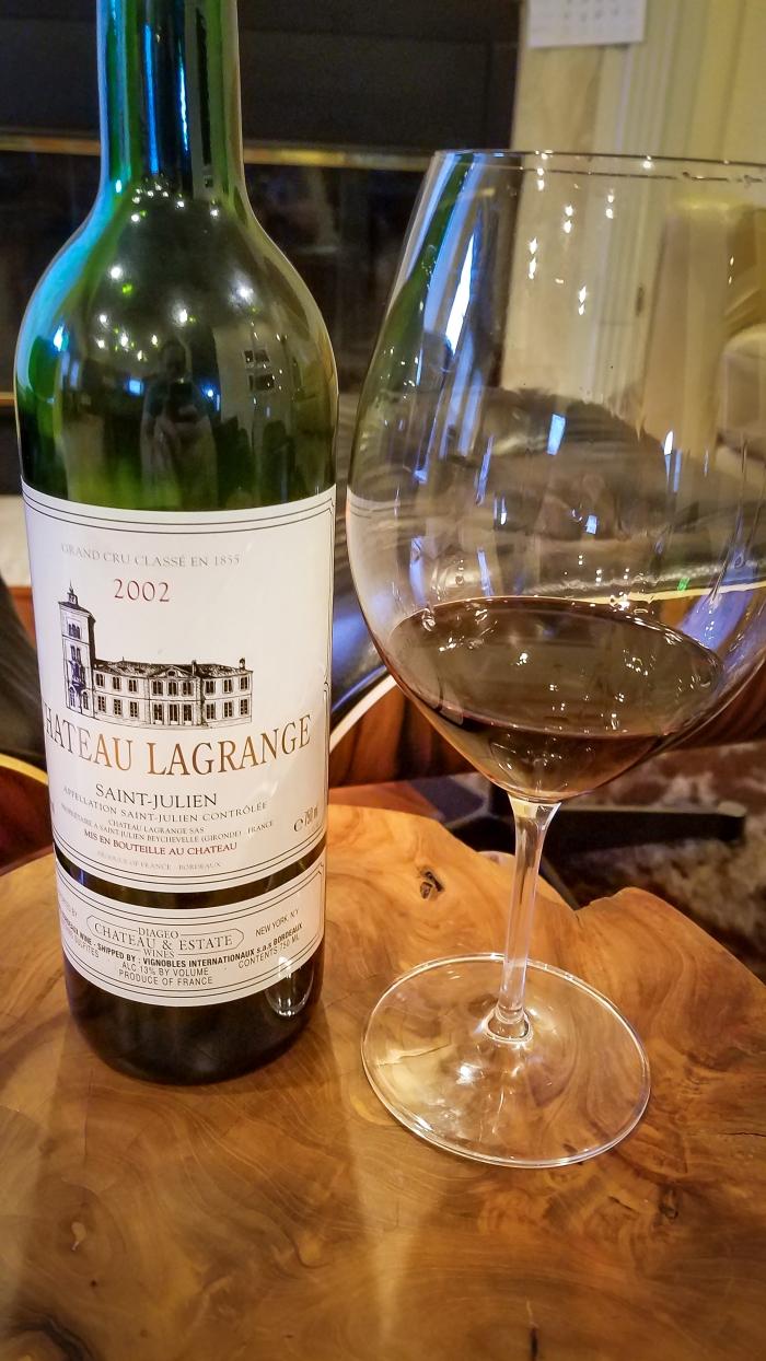 2002 Château Lagrange (St. Julien)