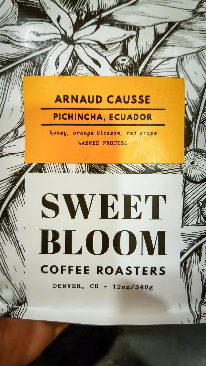 Sweet Bloom Arnaud Causse Pichincha Ecuador