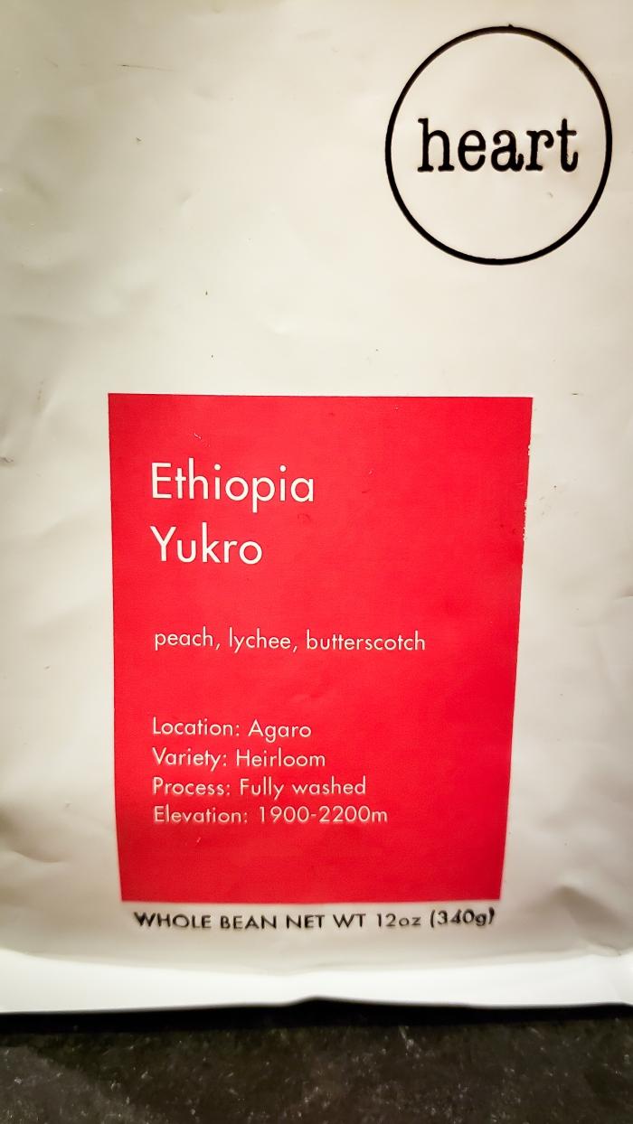 Heart Ethiopia Yukro