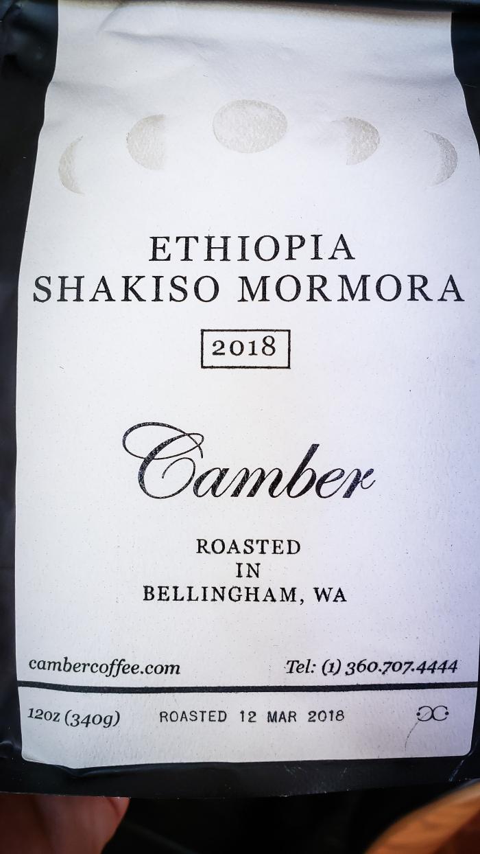 Camber Ethiopia Shakiso Mormora