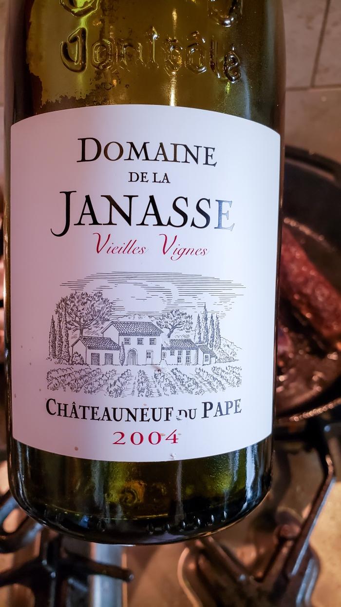 2004 Domaine de la Janasse Châteauneuf-du-Pape Vieilles Vignes