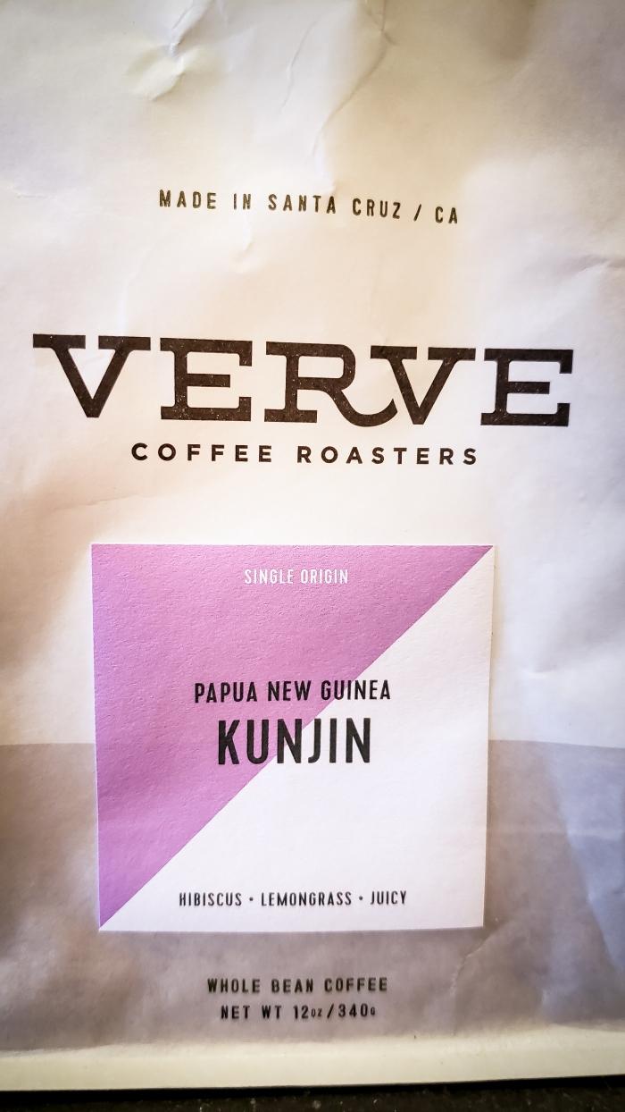 Verve Coffee Papua New Guinea Kunjin