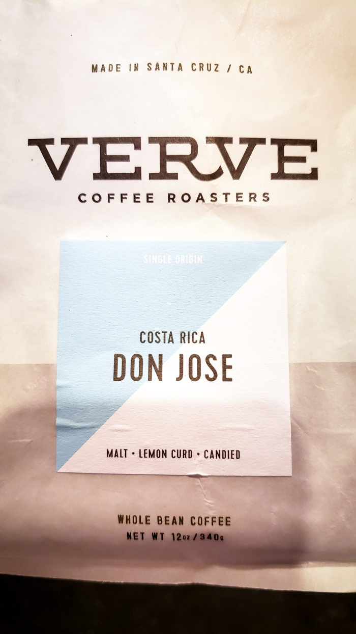 Verve Costa Rica Don Jose