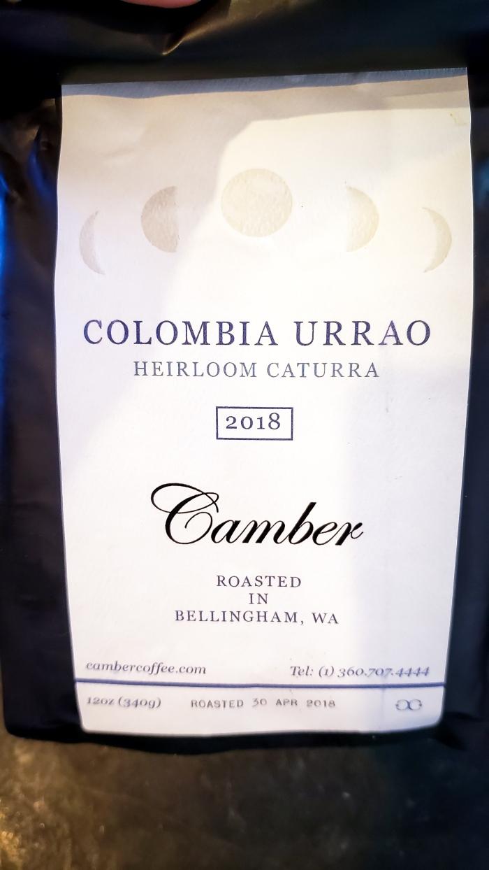 Camber Colombia Urrao